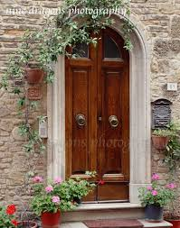 rustic door photography italian door art european decor