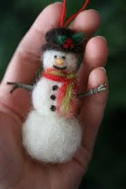 40 best felted ornaments and decorations images on