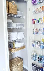 bathroom closet storage ideas closet bathroom closet organizer home linen cupboard storage linen