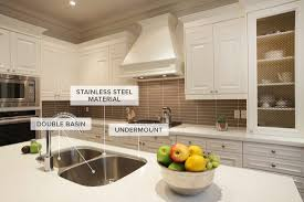 island sinks kitchen a guide to 12 different types of kitchen sinks