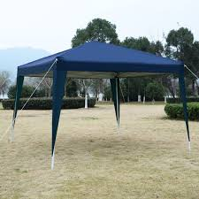 Pop Up Gazebos With Netting by Outdoor Portable Gazebo Canopy Party Tent Wedding Shelter Carry