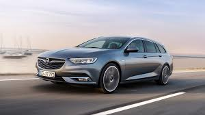 opel insignia 2017 white wagon body style added to 2017 opel insignia range