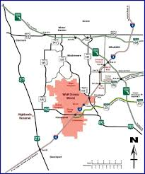 Orlando Area Map Florida by Florida Villa Near Disney Orlando Sleeps 10 With Pool Highlands