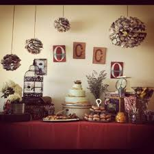 Rustic Vintage Baby Shower Ideas Baby Shower
