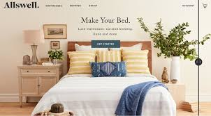 bedding sales online walmart aims for affluent customers with online mattress brand