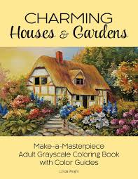 amazon com charming houses u0026 gardens make a masterpiece