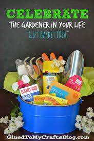 Gardening Basket Gift Ideas Garden Basket Ideas Compellon Us