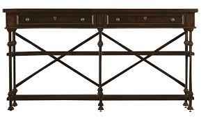 stanley furniture sofa table european farmhouse belgian cross huntboard by stanley furniture