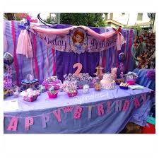 sofia the first table love the personalized number and name centerpiece sofia the first