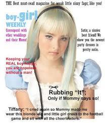 sissy boys hair dryers boy girl weekly boy girl weekly sissy things pinterest girls