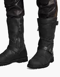 mens high heel motorcycle boots men u0027s leather boots designer shoes for men belstaff us