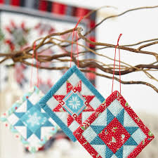 free pattern for tiny fpp decorations quilt blocks