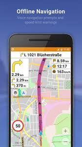 best android gps 17 best offline gps navigation app for android as of 2018 slant