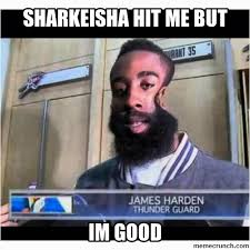 Sharkeisha Meme - hit me but