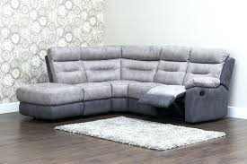 Fabric Recliner Sofas Corner Sofas Recliners Leather Grey Fabric Recliner Sofa Ireland