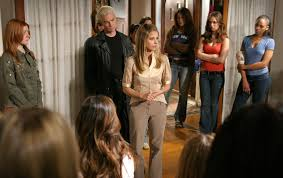 buffy the vampire slayer in defense of the final two seasons