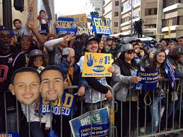Giants Parade Route Map by How To Ride Bart To Warriors Victory Parade Sfbay San