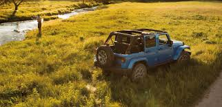 new jeep wrangler unlimited offers