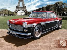 peugeot classic cars peugeot 404 version muscle car à la french classic cars facebook