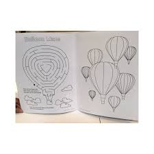 balloon fiesta coloring book 20 pages balloon fiesta official