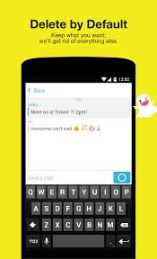 snapchat app for android snapchat for android free avaliable here social media
