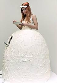 wedding dress daily photos amazing wedding cake dress by lukka sigurdardottir ny