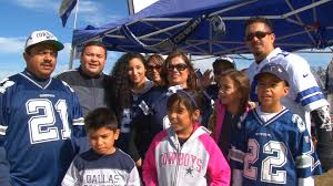 dallas cowboys fans celebrate thanksgiving day at at t stadium 11