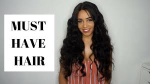 must have hair ali annabelle hair aliexpress must have brazilian body wave