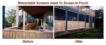 patio enclosures mobile screens etc inc residential