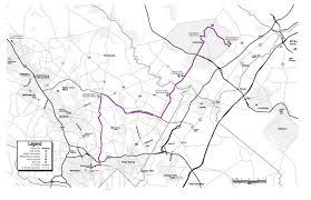 Bwi Airport Map Route 203 Schedules Maryland Transit Administration