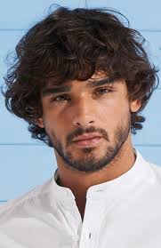 hair styles for biys with wavy hair 37 of the best curly hairstyles for men fashionbeans