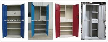 Cabinet Design For Small Bedroom Modern Bedroom 3 Door Steel Clothes Cabinet Design Buy Clothes