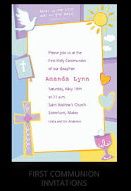 communion invitations for boys religious invitations confirmation communion baptism