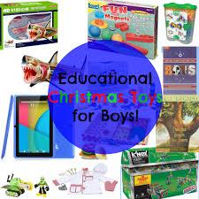 educational christmas gift list for boys half mom half amazing