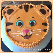 daniel tiger cake by cakefully cake cakefully cake pinterest