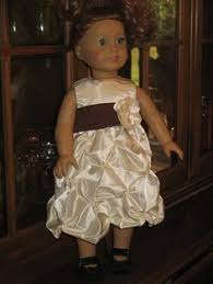 flower girl doll gift pin by steinen on flower girl gift custom doll dresses
