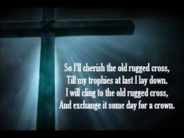 the old rugged cross youtube
