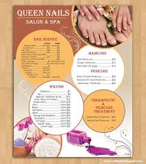 price list design for a nail salon projects to try pinterest