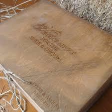 engravable wedding guest book wedding guest book alternative set item 1354 dazzlingexpressions