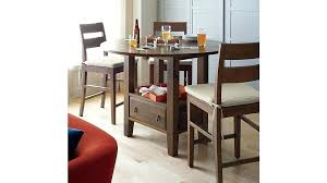 crate and barrel bar table crate and barrel high top table captivating crate and barrel dining