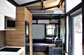 micro homes interior energy efficient steel framed micro home uses insulated metal