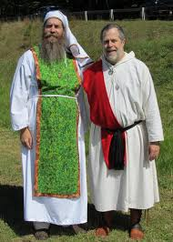 pagan ceremonial robes druids and their robes