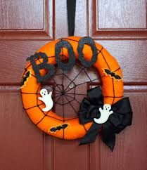 decorated halloween trees 55 halloween tree door decorations door this halloween tree is