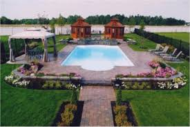 Above Ground Pool Landscaping Ideas Simple Landscaping Around Above Ground Pool Ideas Design Ideas