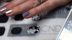 nail decals reverse stamping on the moyou london magic workshop