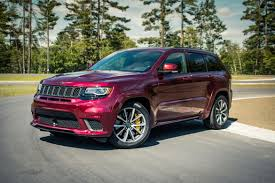 2018 jeep grand cherokee trackhawk price 2018 jeep grand cherokee trackhawk review total tips guide car