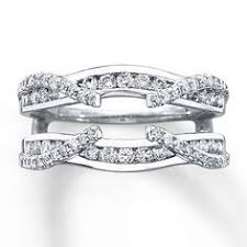 Wedding Ring Wraps by Ring Enhances For Princess Cut Halo Ring Google Search Wedding