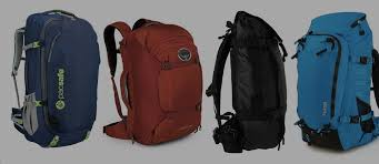 travel backpacks images Best travel backpack size how big should my pack be jpg
