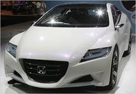 honda hybrid sports car honda cr z and fit hybrid planned for 2010 the york times