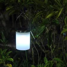 Best Garden Solar Lights by Solar Hanging Lantern Garden Lights 8m 40 Led Solar Powered